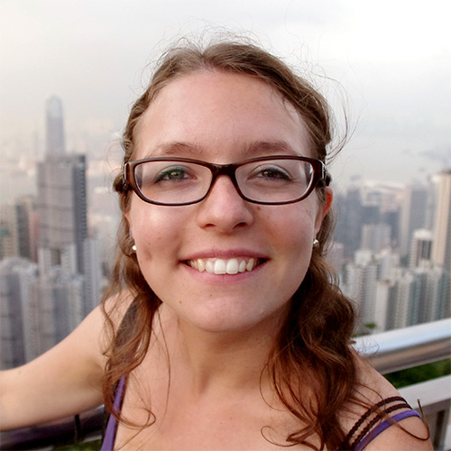 Anne-Laure Godinot, Co-founder of Local Guides Network