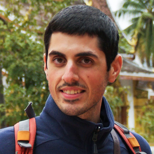 Franck Turjman, Co-founder of Local Guides Network